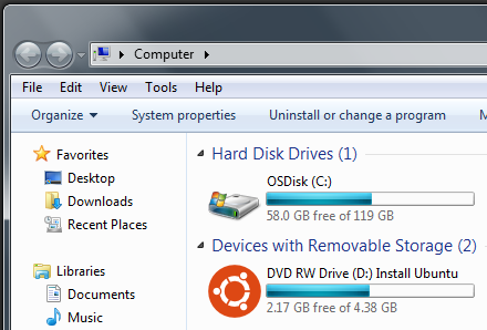 Using the GNU Radio Live SDR Environment DVD