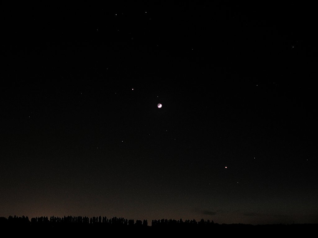 View Of Earth Jupiter Venus From Mars - Pics about space
