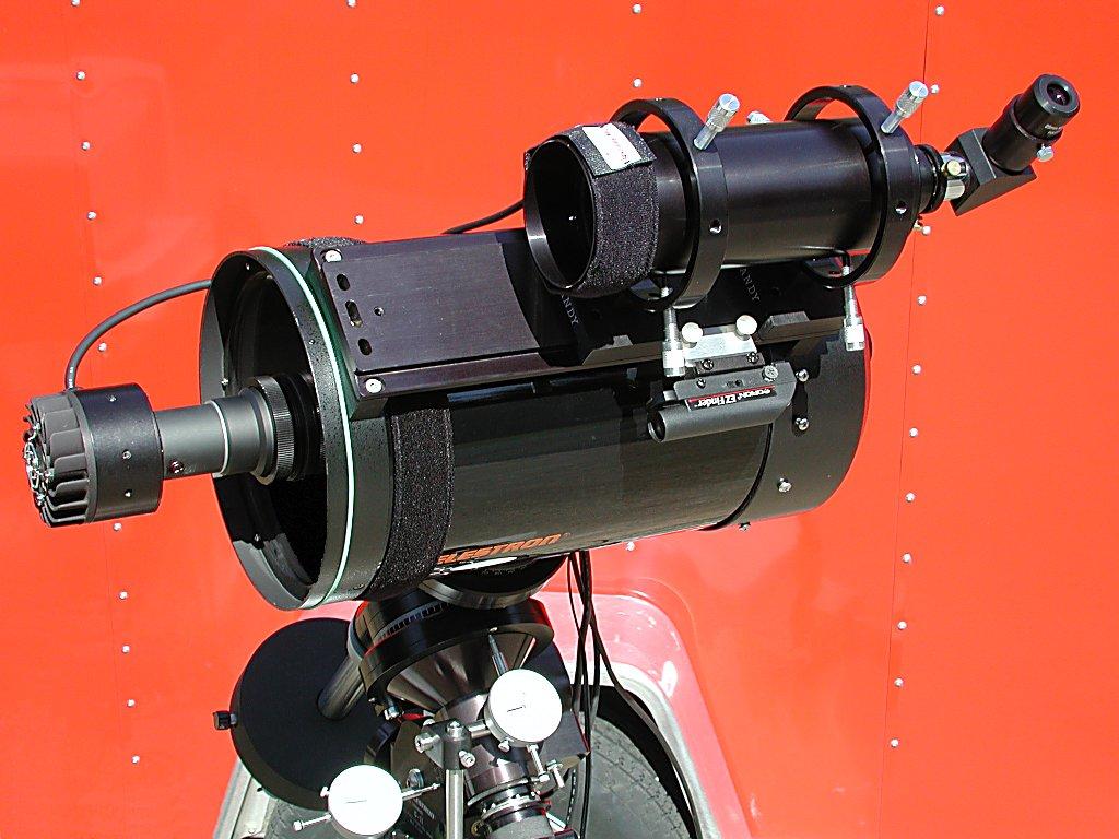 Fastar C8 Telescope