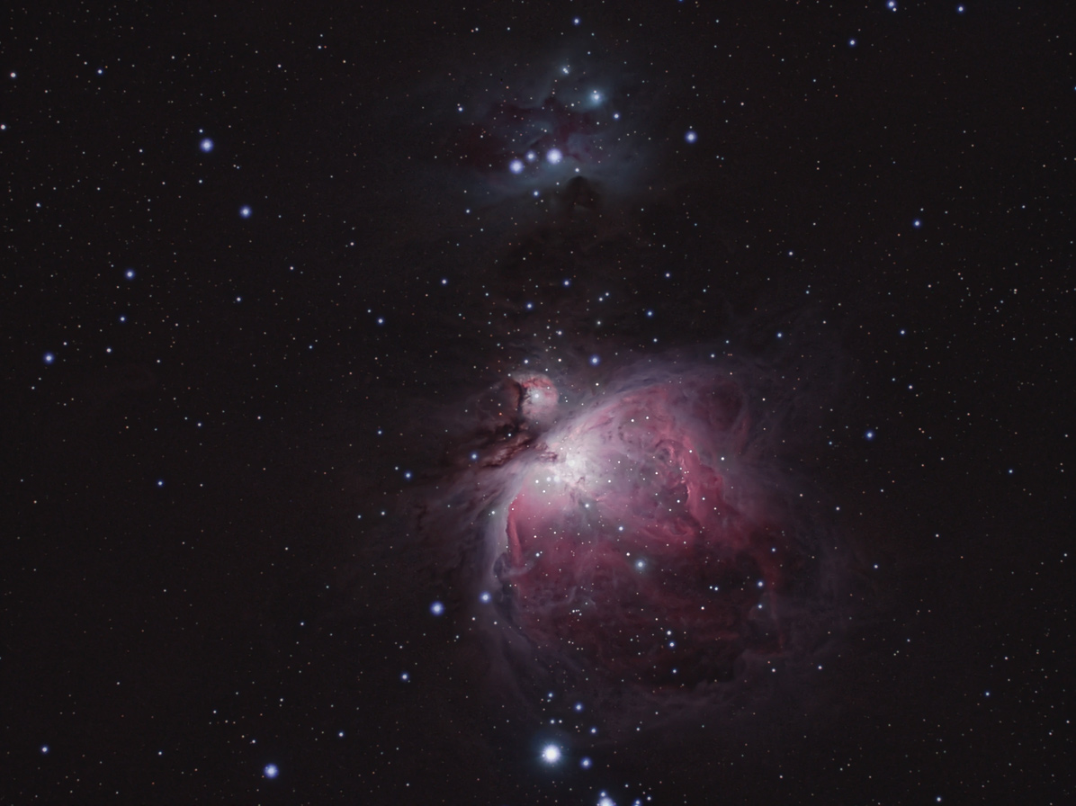 an analysis of the orion nebula The orion nebula is located in the orion constellation the orion nebula is also a pretty young star cluster this analysis identifies the technical.