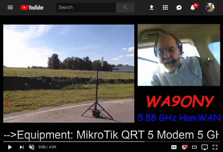 WA9ONY Amateur (Ham) Radio Raspberry Pi Computer Projects